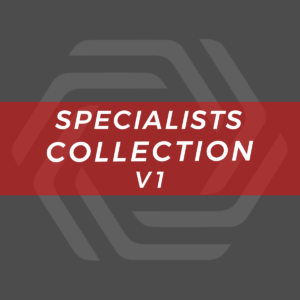 JBRND Specialists Collection V1